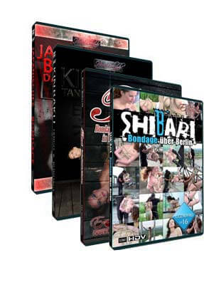 Shibarifilme • Bundle Box • Eronite DVD Shop