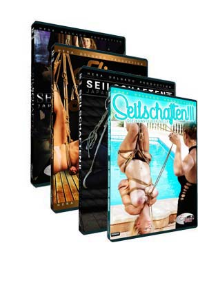Bondagefilme • Bundle Box • Eronite DVD Shop