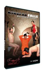 Atropas Falle • Domina Berlin • Femdom BDSM • Eronite DVD Shop