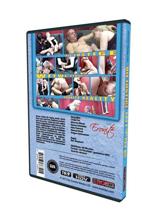 Die lustige Witwe • MILF Linda Fox • Eronite DVD Shop