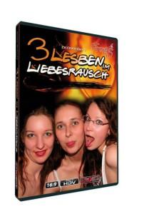 Drei Lesben im Liebesrausch • Pornofilm • Eronite DVD Shop