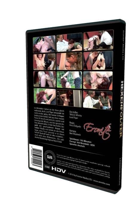 Hexenfolter • BDSM Maledom • Eronite DVD Shop