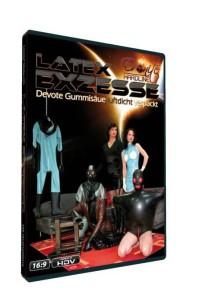 Latex-Exzesse • Fetischfilm • Eronite DVD Shop