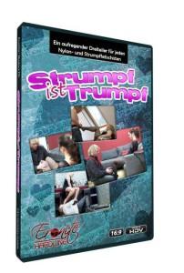 Strumpf ist Trumpf • Fußfetisch Film • Eronite DVD Shop