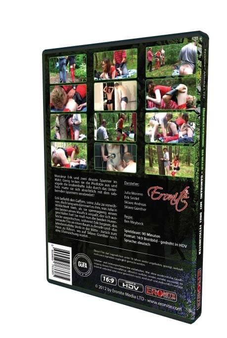 Überraschung im Wald • Pornofilm • Eronite DVD Shop