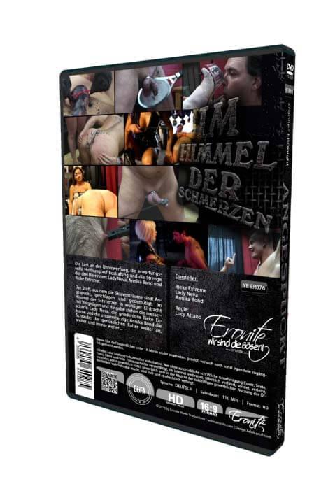 Angespuckt - Im Himmel der Schmerzen • BDSM Femdom Film • Eronite DVD Shop