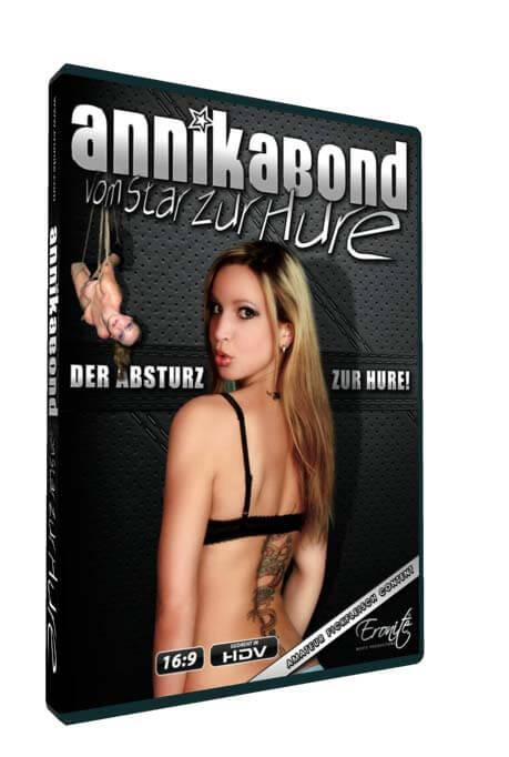 Annika Bond - Vom Star zur Hure • Rotlichtporno • Eronite DVD Shop