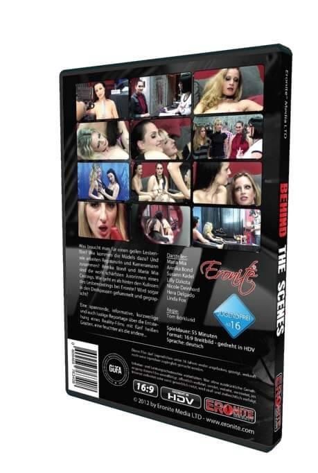 Behind the Scenes • Lesbenfilm • Eronite DVD Shop
