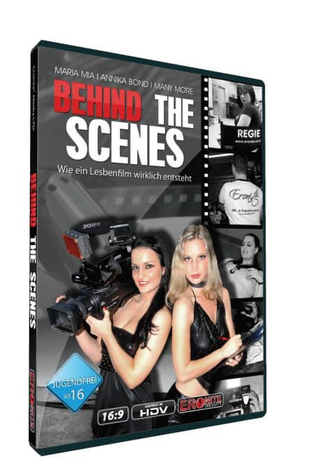 Behind the Scenes • Lesbenfilm • Eronite DVD Shop