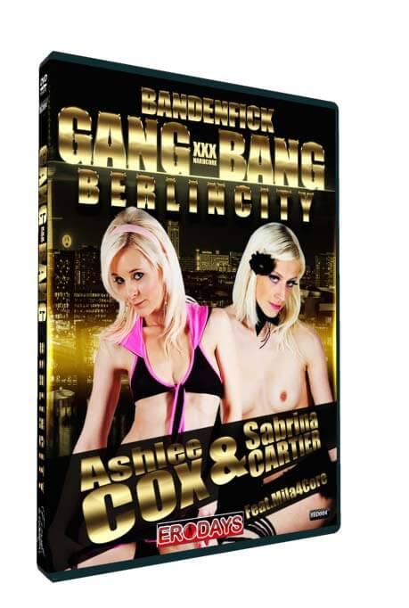 BerlinCityGangBang • Bandenfick mit Ashlee Cox Porno • Eronite DVD Shop