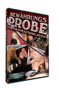 Bewährungsprobe - Tortur eines Fußsklaven • Lady Neva Hamburg • Femdom • Eronite DVD Shop