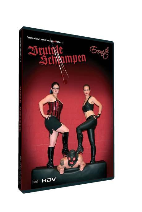 Brutale Schlampen • Domina Film •BDSM Femdom • Eronite DVD Shop