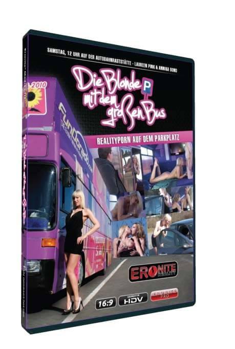 Die Blonde mit dem großen Bus • Porno in der Öffentlichkeit • Eronite DVD Shop