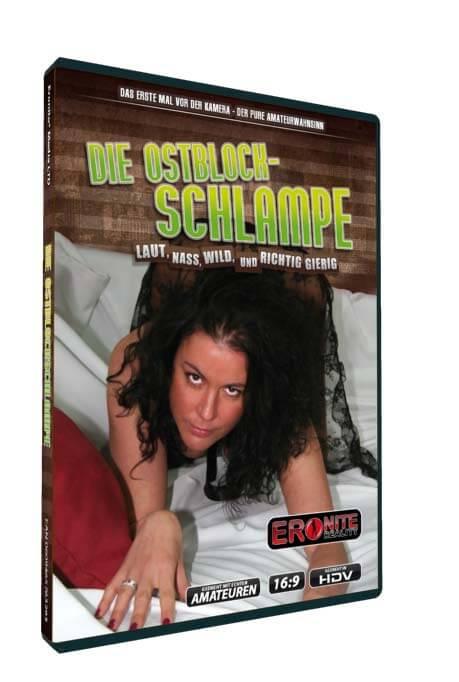 Die Ostblockschlampe • Polnischer Porno • Eronite DVD Shop
