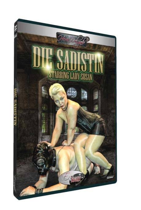 Die Sadistin • Domina Lady Susan Berlin • Eronite DVD Shop
