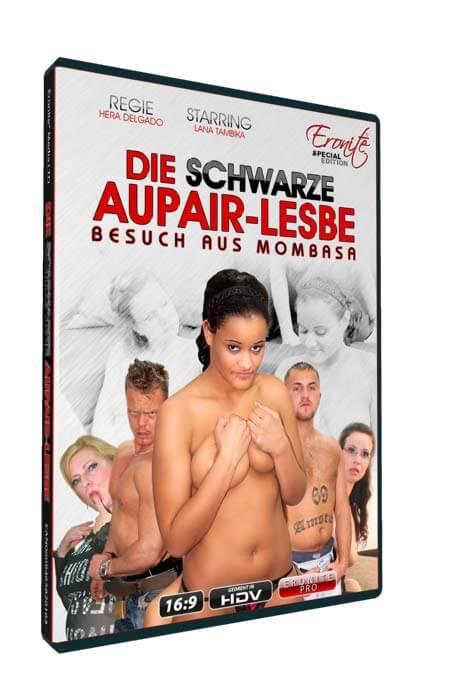 Die schwarze Aupair-Lesbe • Negerporno • Eronite DVD Shop