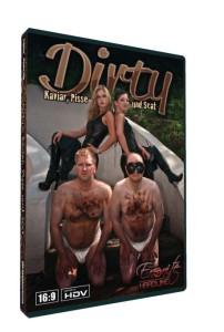 Dirty • Kaviar, Pisse und Scat • NS KV Fetisch • Eronite DVD Shop