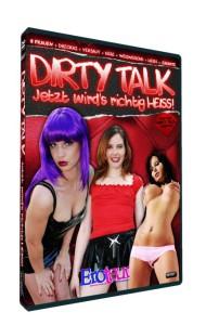 Dirty Talk - Jetzt wird's richtig heiß • Eronite DVD Shop
