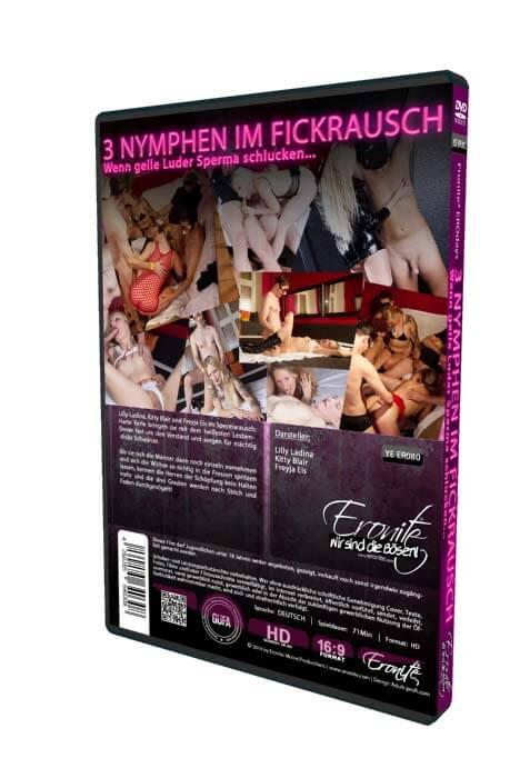 Drei Nymphen im Fickrausch • Naziporno • Eronite DVD Shop