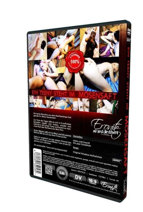 Ein Teeny steht im Mösensaft •Teen Porno • Eronite DVD Shop