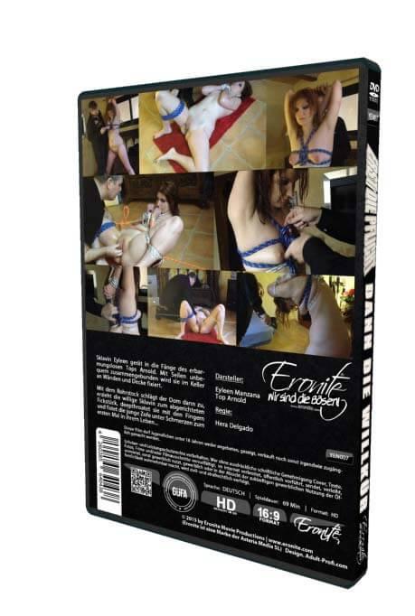 Erst die Pflicht, dann die Willkür • BDSM Maledom • Eronite DVD Shop