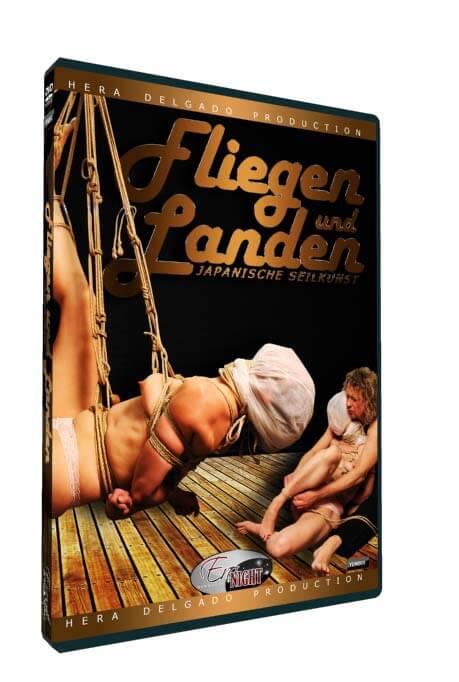 Fliegen und Landen - Japanische Seilkunst • Bondagefilm • Eronite DVD Shop