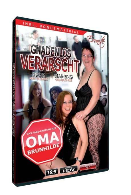 Gnadenlos verarscht • Oma Porno • Eronite DVD Shop