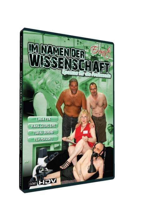 Im Namen der Wissenschaft • Dicken-Porno • Eronite DVD Shop