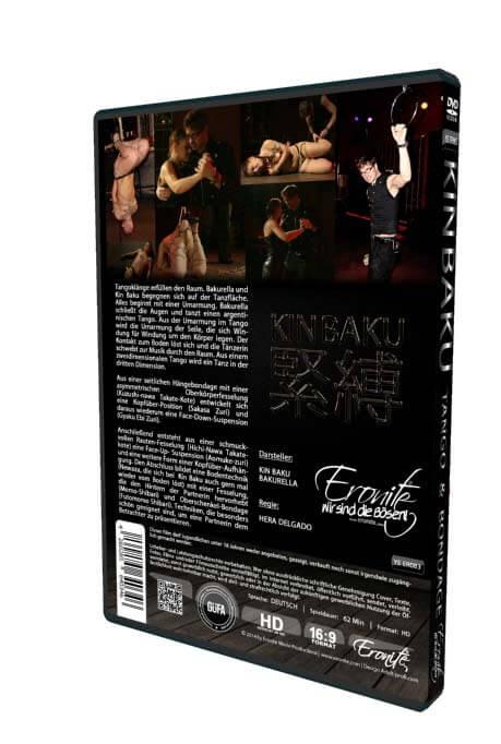 Kin Baku • Tango & Bondage • Eronite DVD Shop