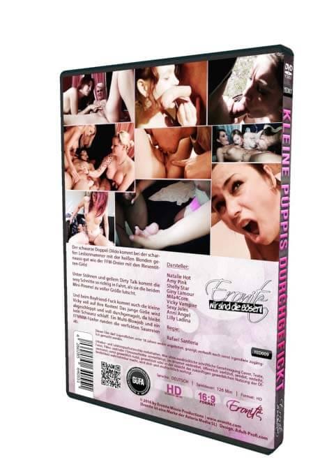 Kleine Püppis durchgefickt • Pornofilm • Eronite DVD Shop