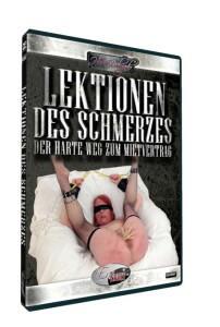 Lektionen des Schmerzes •BDSM Maledom Film • Eronite DVD Shop