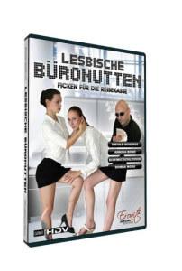 Lesbische Büronutten • Pornofilm • Eronite DVD Shop