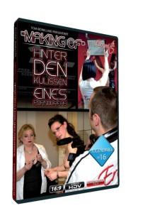 Making of - Hinter den Kulissen eines Pornodrehs • Eronite DVD Shop