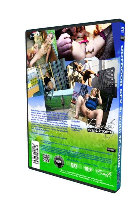 Outdoor Sex & Public Porn • Xania Wet Porno • Eronite DVD Shop