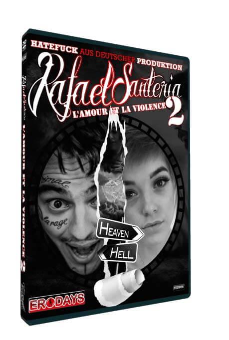 L'amour et la violence 2 • Rafael Santeria Porno • Eronite DVD Shop