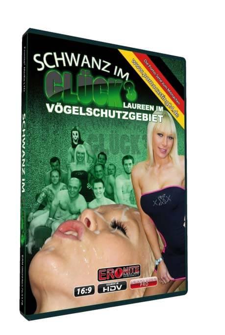 Schwanz im Glück 3 - Laureen Pink Porno • Eronite DVD Shop