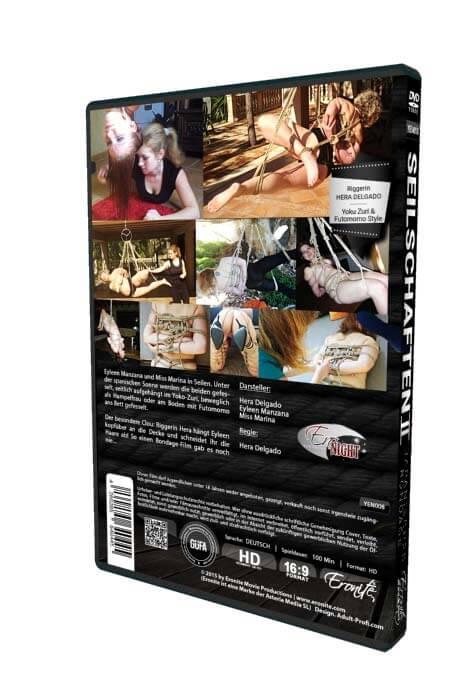 Seilschaften 2 - Japanisches Shibari • Bondage Film • Eronite DVD Shop