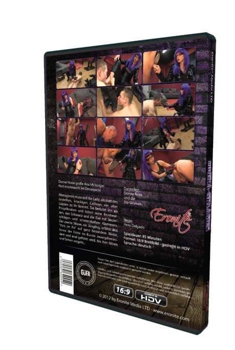 Studio Bizarr: Die Eta-Sklaven • Femdom BDSM • Eronite DVD Shop