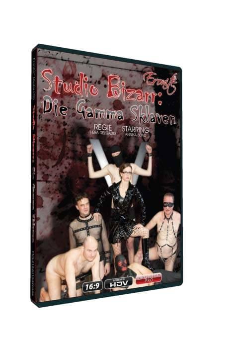 Studio Bizaarr: Die Gamma-Sklaven • Femdom BDSM • Eronite DVD Shop