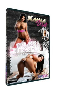 Teen Ass Fucker • Xania Wet Analsex Porno • Eronite DVD Shop