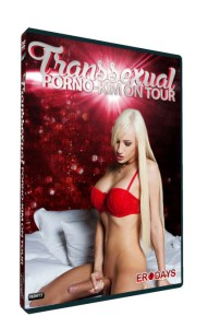 Transsexual Porno-Kim on Tour • TS Kimber Lee Porno • Eronite DVD Shop