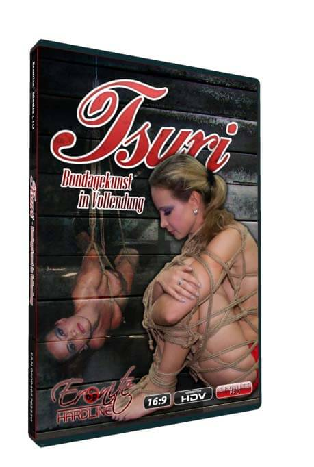 Tsuri • Bondage Film • Eronite DVD Shop
