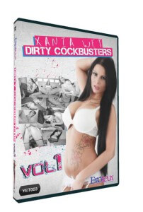 Dirty Cockbusters • Xania Wet Porno • Eronite DVD Shop