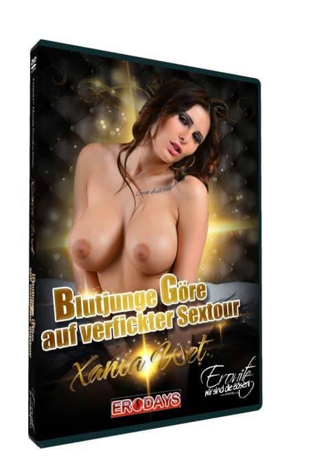 Xania Wet Porno: Blutjunge Göre auf verfickter Sextour • Eronite DVD Shop