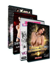 Xania Wet Pornos • Bundle Box • Eronite DVD Shop