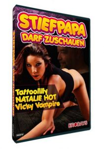 Stiefpapa darf zuschauen - Natalie Hot Pornos